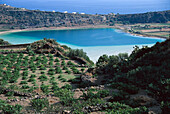 Lago di Venere, sulphureous/Fango, , Pantelleria Island Italy
