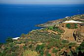Coast, Dammoussi, isle of Pantelleria Italy