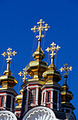 New Virgin Nunnery, Moscow Russia
