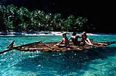 Playa Fronton, Halbinsel, Samana, Dominikanische Republik, Karibik