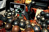 Antiques market, Isle sur la Sorgue, Provence, France