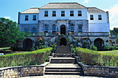 Rose Hall Great House geb., 1770, b. Montego Bay Jamaika, Karibik