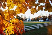 Craftsbury Common, Vermont USA
