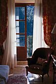 Zimmer, Hotel Rural S`Olivaret, bei Orient-Tramuntana Mallorca, Spanien