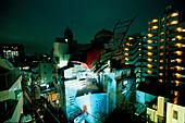 Aoyama Art School Technical College, , Architekt: Makoto Watanabe, Wohngegend Shibuya, Tokyo, Japan