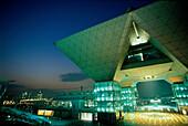Tokyo Big Sight, International Exhibition, Center, Teleport Town, Tokyo Bay kuenstliche Insel, , Tokyo, Japan