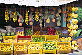 Fruit stall on the market, Isla Margarita, Venezuela