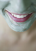 Women with face-masc, Beauty People Wellness