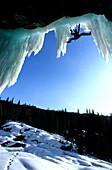 Ice Climbing, Goljuvet, Norway