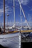 Harbour, Saeby, Juetland Denmark