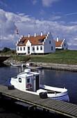 Limfjordmuseum, Logstor, Juetland Denmark