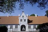 Castle, Mogeltonder, Juetland Denmark