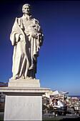 View over Alfama, Lisbon Portugal