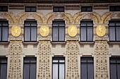 Otto Wagner Haus, Linke Wienzeile, Vienna, Austria Europe