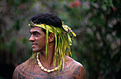 Teve, Tiki Theatre Village, Moorea Franzoesisch-Polynesien