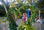 South Seas Wedding, Rarotongan Beach Resort Rarotonga, Cook Islands