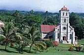 Wairiki Catholic Mission, near Waiyevo Taveuni, Fiji