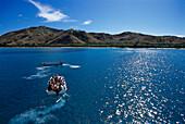 Island Transfer, Blue Lagoon Cruise Yasawa Islands, Fiji