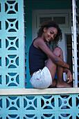 Sarah Johnson, Farmers Hillaby, St. Thomas Barbados
