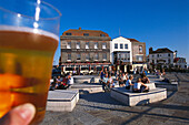 Lager, Spice Island Inn, Old Portsmouth, Hampshire England