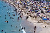 Porthminster Beach, St Ives, Cornwall England
