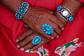 Native American Hands, Santa Fe , New Mexico USA
