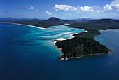 Aerial Photo, Whitsunday Island Queensland, Australia