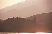Swallow´s Nest Castle, MS Europa, Near Yalta Crimea, Ukraina