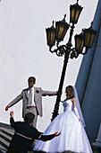 Wedding Couple, Odessa Ukraina