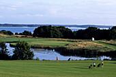 Benniksgaard Golf Course, Overlooking Flensborg Fjord, Rinkenas, Southern Jutland, Denmark