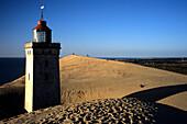 Rudbjerg Knude Lighthouse, Near Lonstrup, Northern Jutland, Denmark