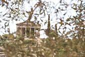 Temple of Hephaestus, Hephaisteion, Ancient Agora Athens, Greece