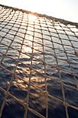 Star Flyer, Bowsprit Net, Aegean Sea, Turkish Aegean,Turkey