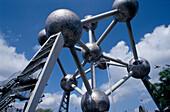 Atomium, Bruessel Belgien