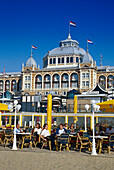 Kurhaus, Strandpromenade, Scheveningen Niederlande