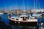 Yachthafen, Scheveningen Niederlande