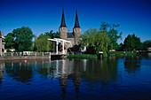 Stadttor, Delft Niederlande