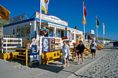 Strandbad, Egmond aan Zee Niederlande