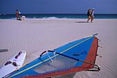 Strand bei Santa Maria, SAL, Kapverdische Inseln Afrika, Atlantik