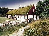 Henning Mankell, The Fifth Woman, Farmhouse on Havang Skane, Sweden