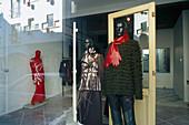 Avantgarde Fashion Boutique, Antwerpen Belgium