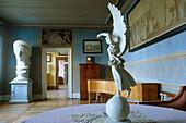 Goethe Haus in Weimar, Thueringen, Germany