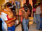 Couples Dancing, Cartagena de Indias, Colombia, South America