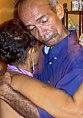 Old Couple Dancing, Cartagena de Indias, Colombia, South America