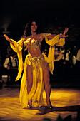 Belly dancer, Orient Hotel, Istanbul, Turkey