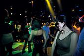 Exquinox Nightclub, Soho, London England, Grossbritannien