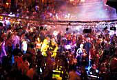 Oxyd Club, Open Air Disco, Side, Turkish Riviera Turkey