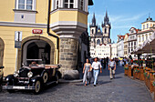 Old Town, Prague Czechia