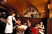Restaurant, Kalova Street, Prague Czechia
