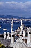 Yeni Camii, New Mosque, Eminoenue, Istanbul, Turkey